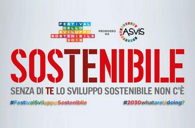 Al via la II edizione del Festival dello Sviluppo Sostenibile