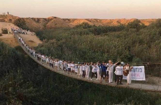 'Le donne fanno la pace': palestinesi e israeliane in marcia da 15 giorni per dire stop alla violenza