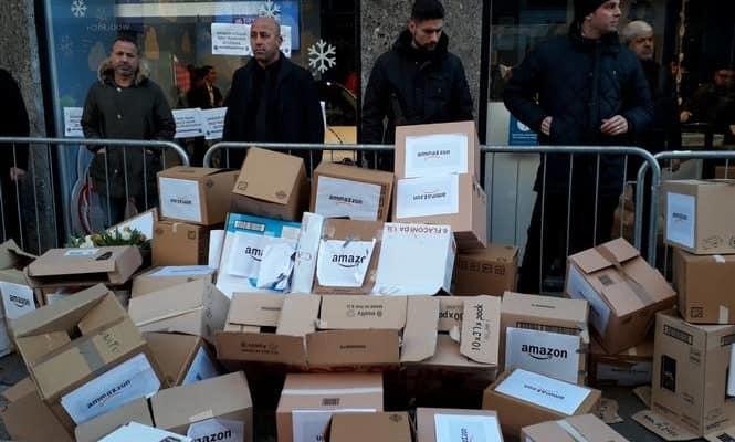Sciopero globale per il clima, Block Friday a Milano