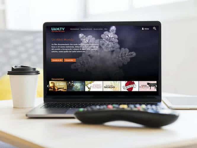 UAM.TV: vola la web tv delle buone notizie. E c'è il canale di Terra Nuova