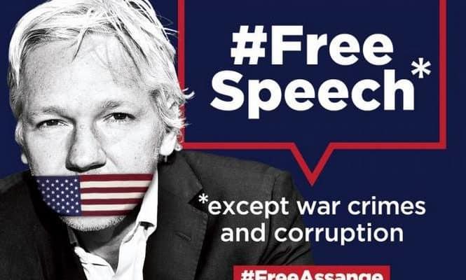 Mediattivisti aderisce e promuove l'appello per Julian Assange